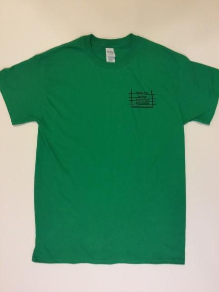 5k t-shirt front 2019
